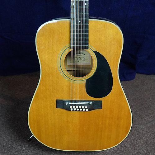 Sigma DM-3 12-String Acoustic
