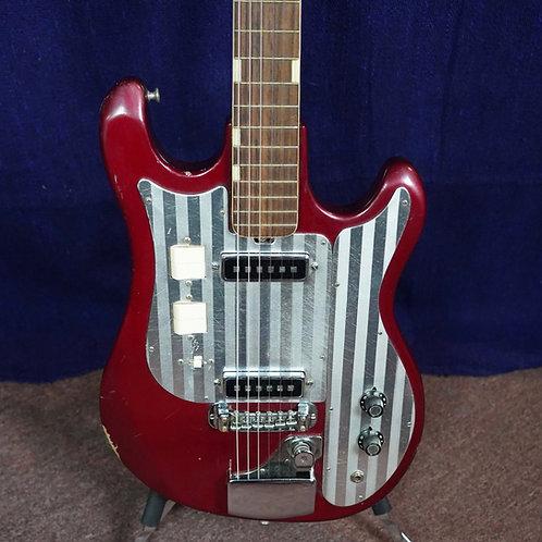 1967 Teisco Electric Guitar