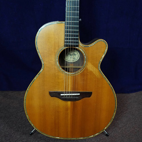 1992 Takamine NP48C Acoustic Electric