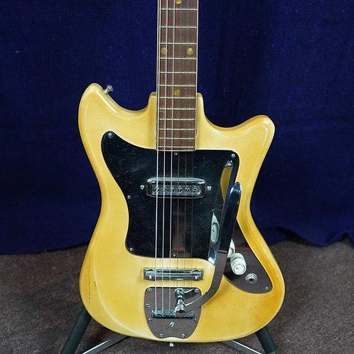 1960s Winston Electric Guitar