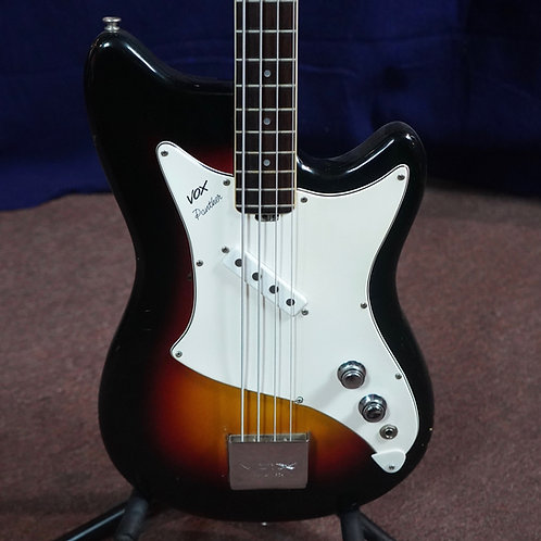 1960s Vox Panther Bass