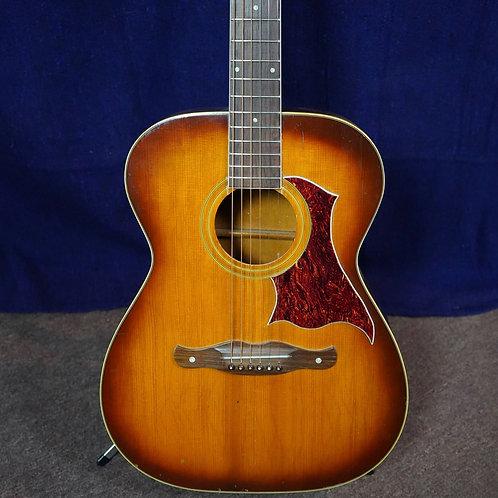 1967 Harmony H-181