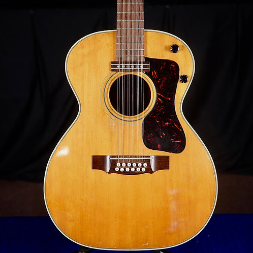 1967 Guild F212E Electric Special 12-String Guitar
