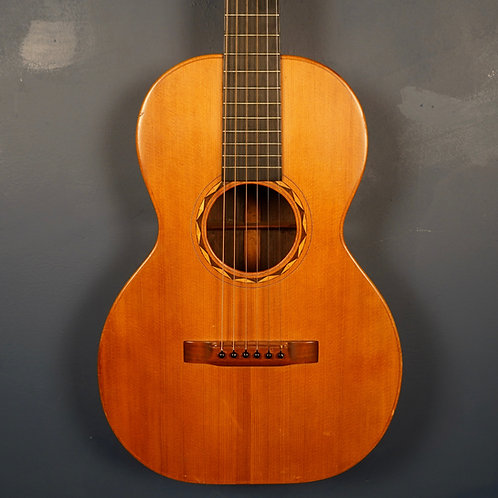 1920's Unknown Independent Parlor Guitar