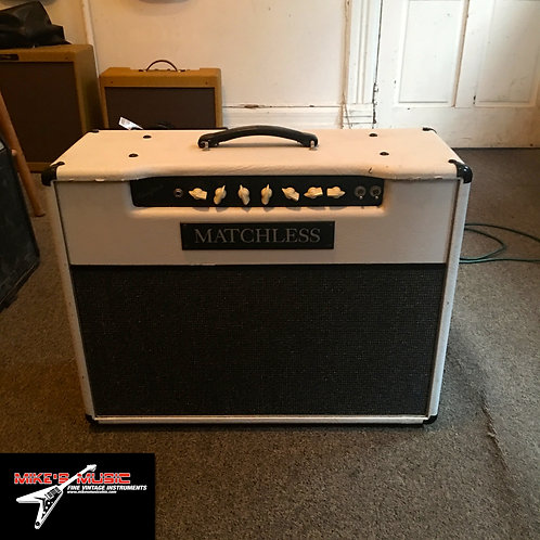 1995 Matchless Chieftain 2x12 Combo
