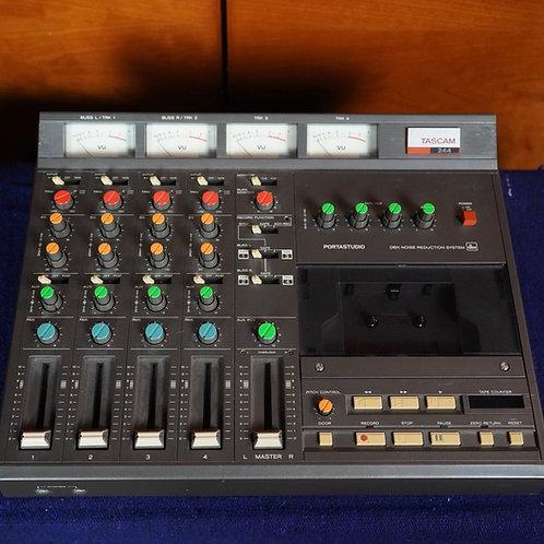 Tascom 244 4-Track Cassette Recorder