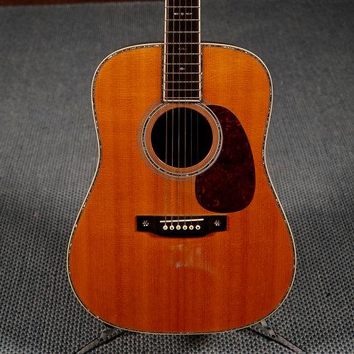 Martin D-42 Acoustic