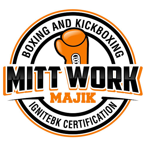 MITT WORK MAJIK Boxing Fitness Level 1 Qualification