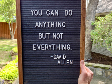 Do Anything you want... but not Everything!