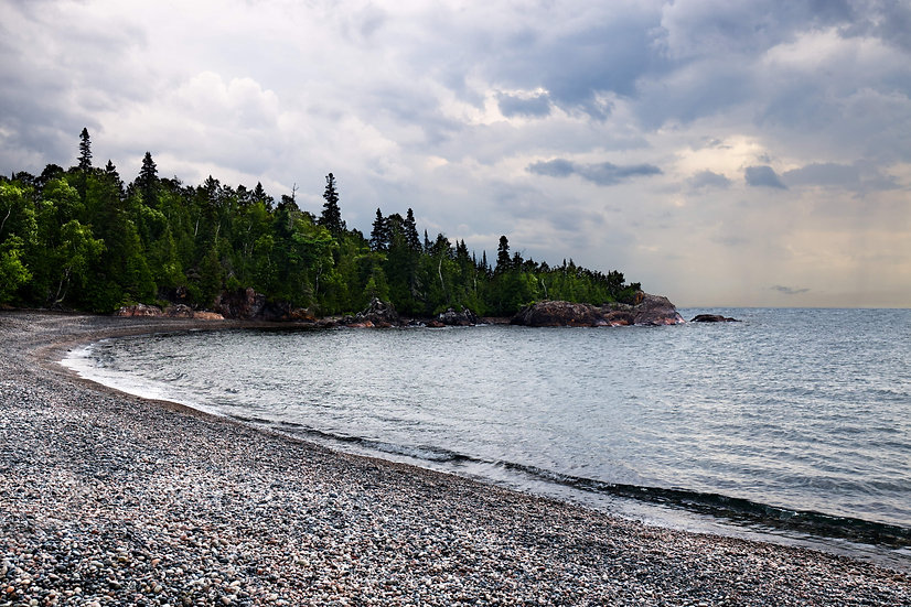 Rocky Shores on the North Shore