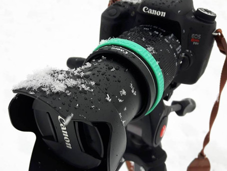 Keeping you and your camera happy in the cold