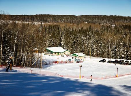 The Dryden Ski Hill
