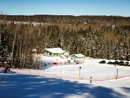 The Dryden Ski Hill