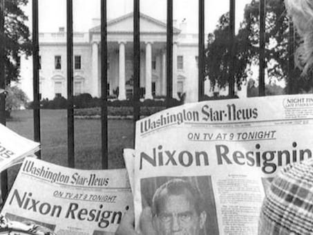 Actualidad de Watergate