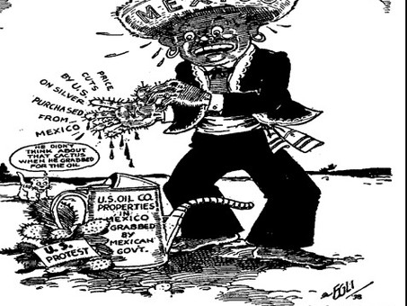 Nuestro petróleo: historia mínima