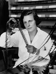 Una cineasta nazi llamada Leni Riefenstahl