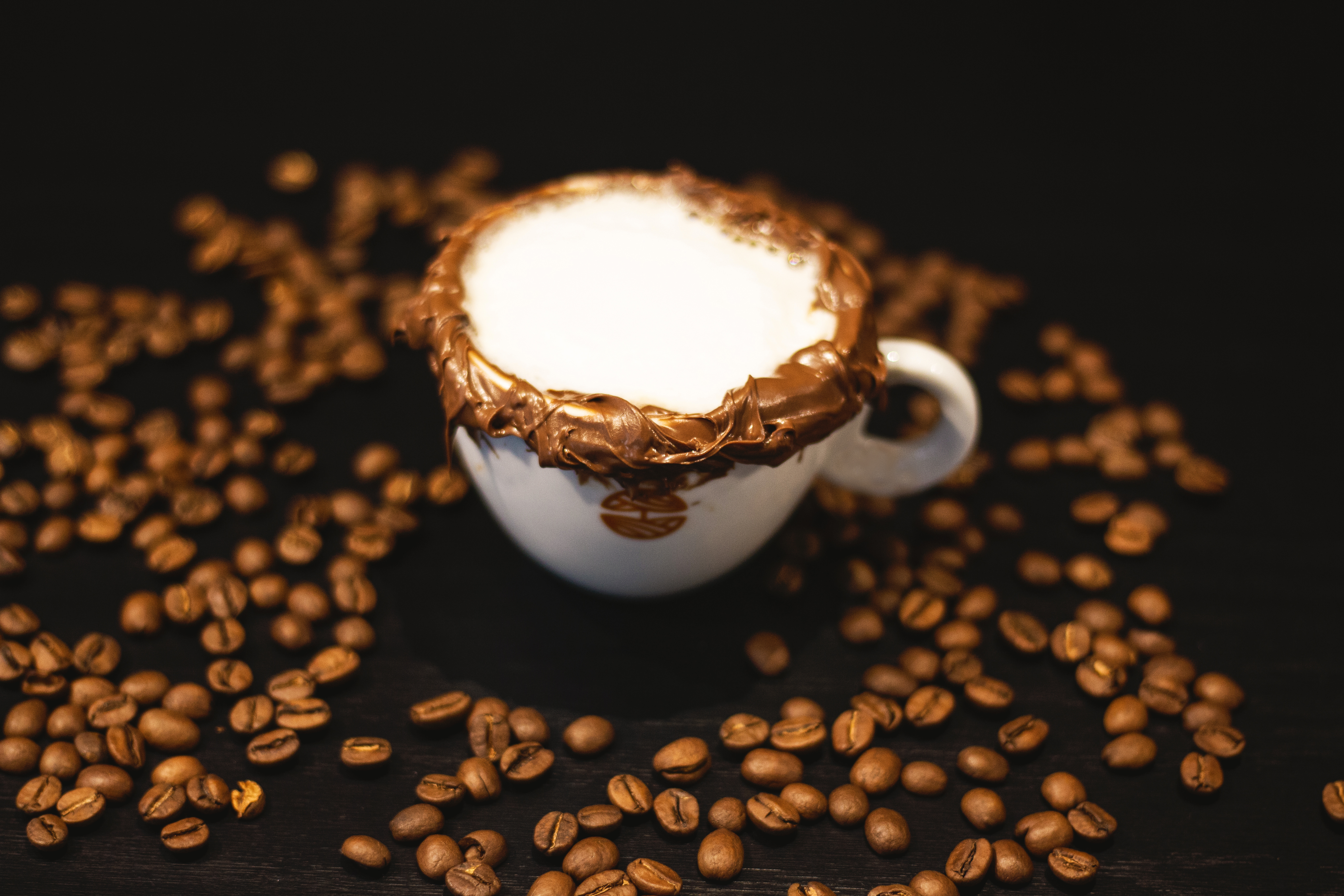 Capuccino Nutella