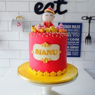 Chinese Baby Cake