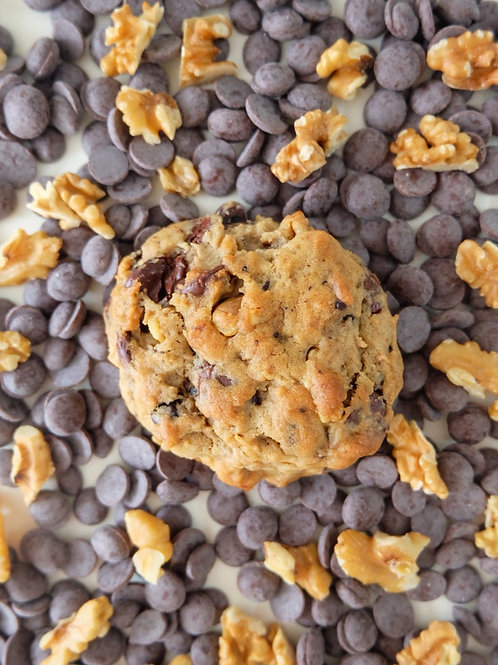 Choco Chip Walnut - BOX OF 6