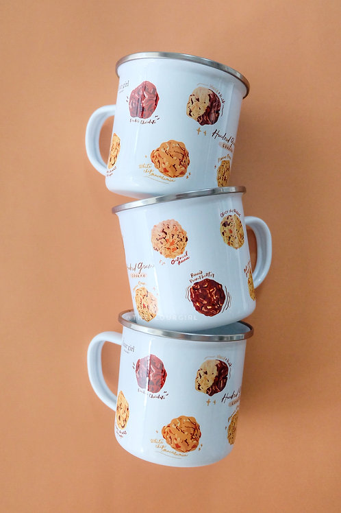 Hundred Gram Cookie MUG