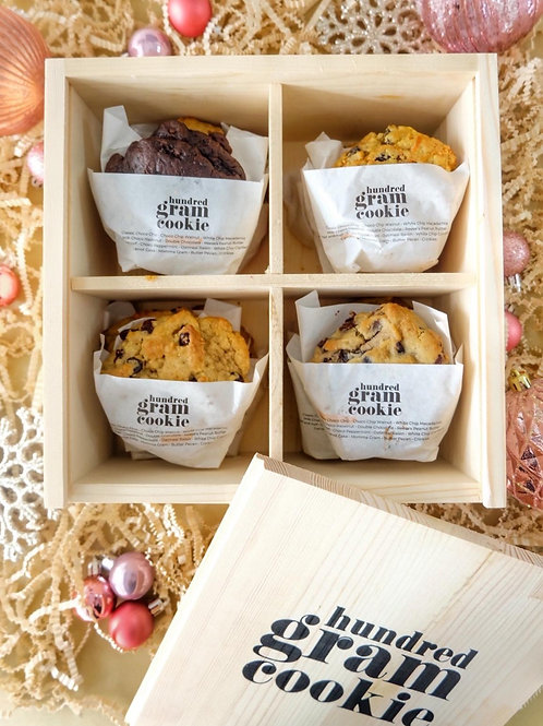 Hundred Gram Cookie Box
