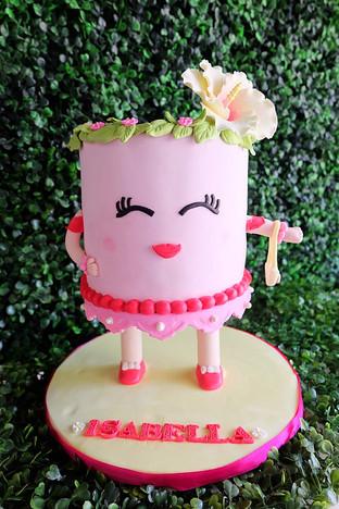 Cake Legs