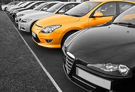 Lot de voiture