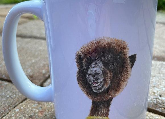 Frankie Coffee Mug