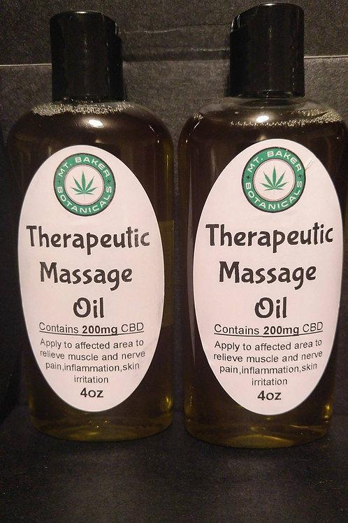 Theraputic Masage Oil