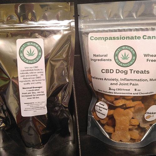 Compassionate Canine CBD Treats