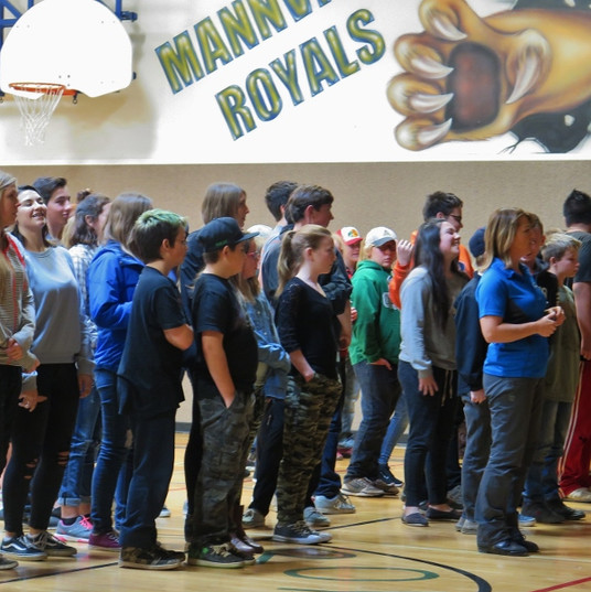 Manning and Innisfree Schools