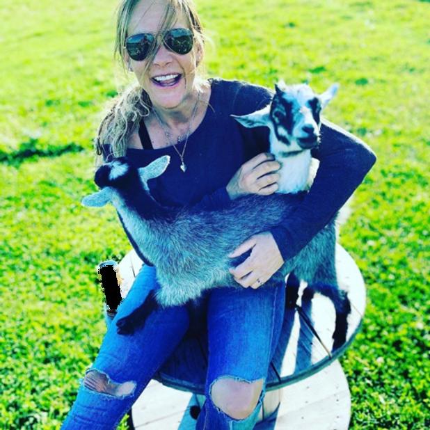 Goats & Giggles