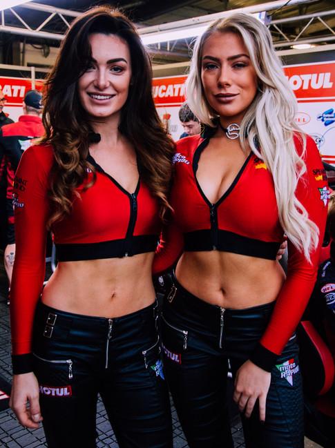 Ducati Ladies