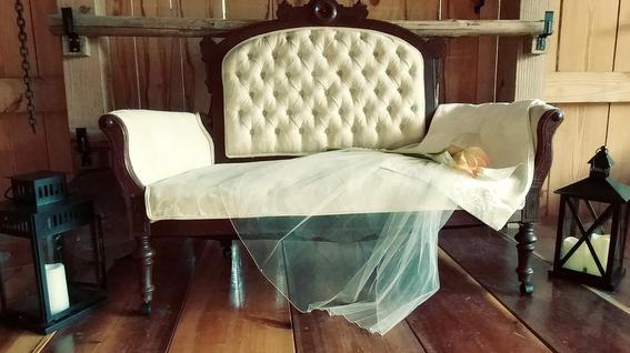 Vintage Couch Decor