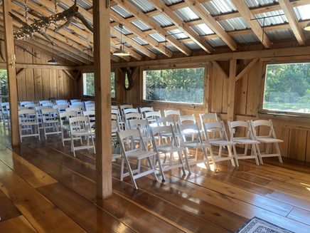 Guest Seating for Wedding Ceremony