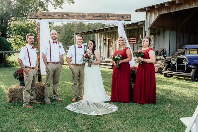 Shaw Wedding