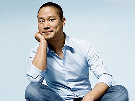 Delivering Happiness and Now Sadness: The Spectrum of Emotions Relating To The Future And Tony Hsieh