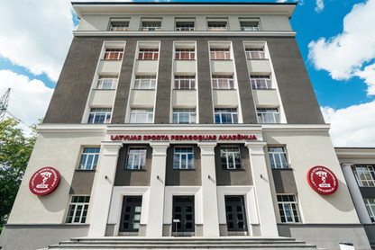 Latvijas Sporta Pedagoģijas Akadēmija