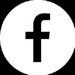 Facebook - White Circle