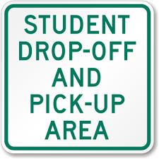 Drop off instructions