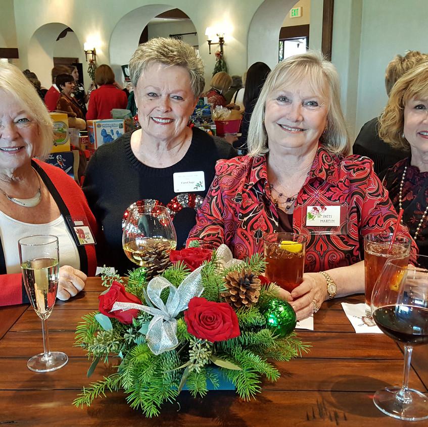 Margie, Carol, Patti, Lynn