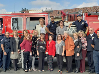 """""""SPARK OF LOVE"""" TOY DRIVE SUCCESS"""
