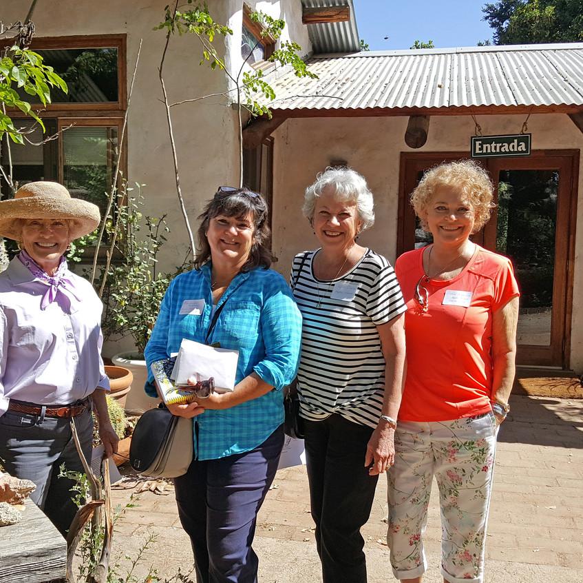 Sandy, Marianne, Lynne, Trish
