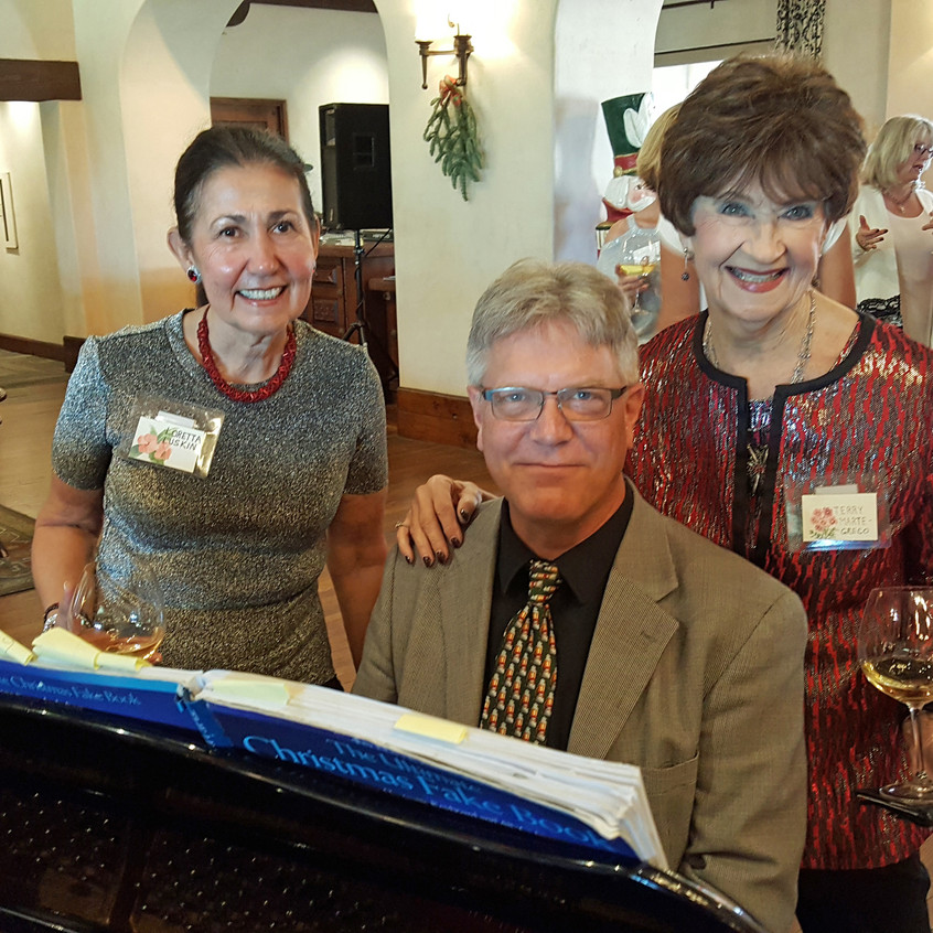 Loretta, pianist, Terri
