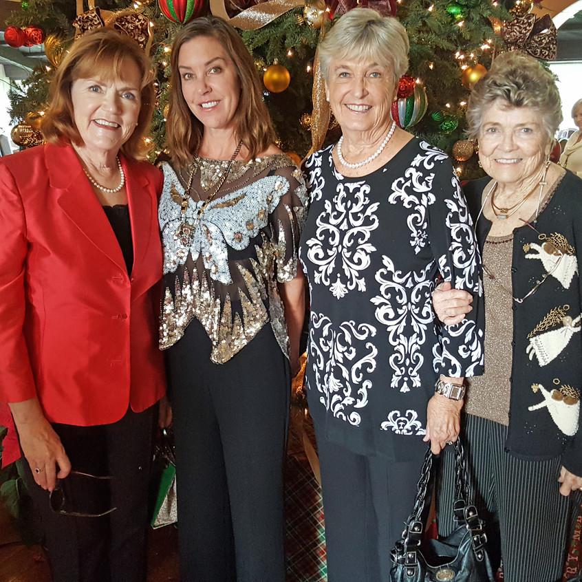 Margaret, Cynthia, Laurie, CarolynM.