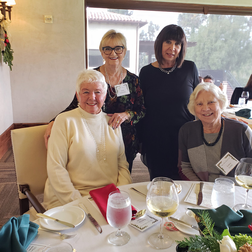 Pat, Gloria, Ruth, Audrey