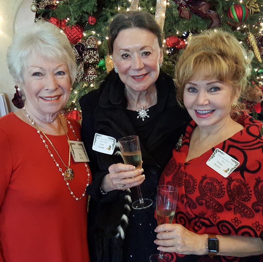 Kay, Joan, Donna