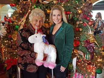 Holiday Luncheon & Spark of Love Toy Drive