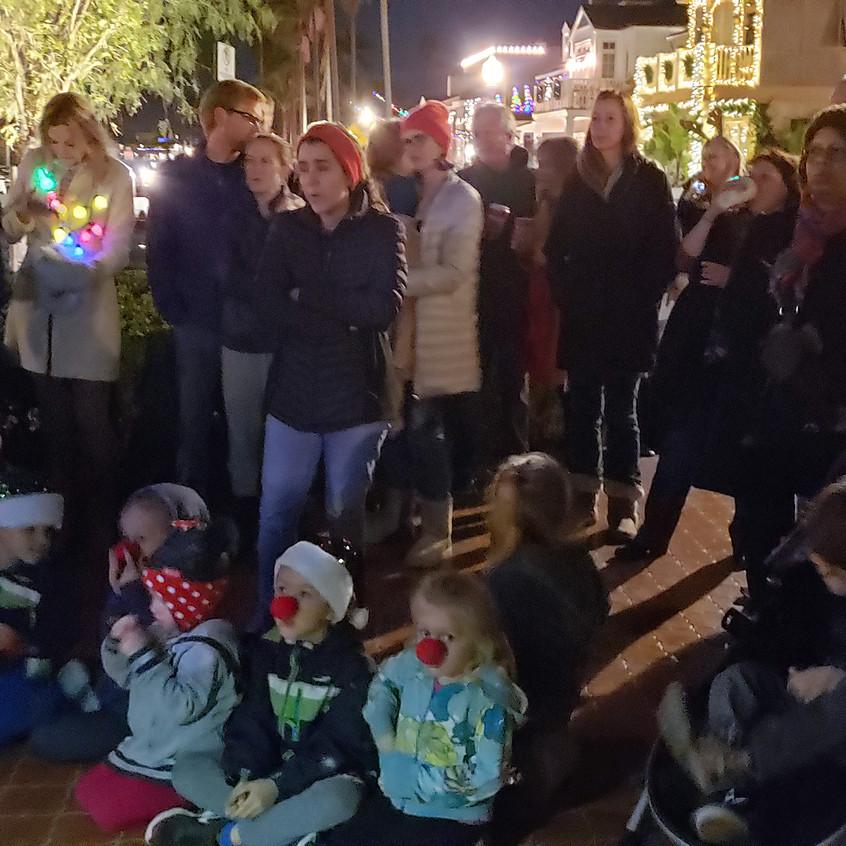 residents singing