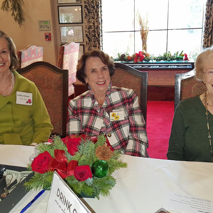 Kathy, Susan, Margaret